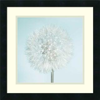 Kevin Twomey 'Dandelion II' Framed Art Print 18 x 18-inch
