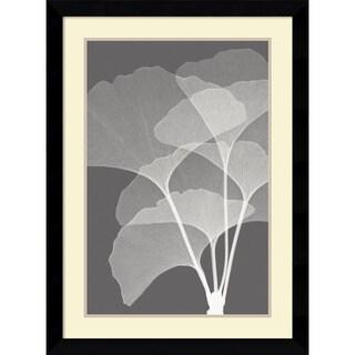 Steven N. Meyers 'Gingkos I' Framed Art Print 26 x 35-inch