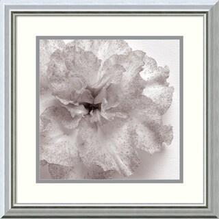 JK Driggs 'Blossom [One]' Framed Art Print 18 x 18-inch