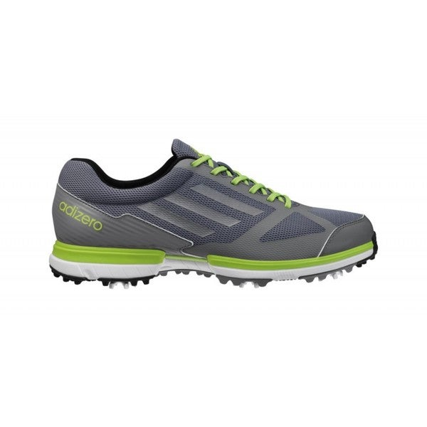 Adidas Men's Adizero Sport Grey Golf Shoes