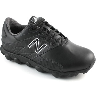 New Balance Men's Minimus LX Black Golf Shoes
