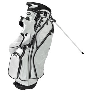 Orlimar Sport OS 7.8+ White/ Black Golf Bag