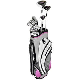 Orlimar ATS Nano Ladies Right Hand White Complete Golf Set