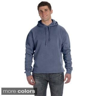 Men's 80/20 Fleece Boxy Pullover Hoodie