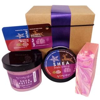 Sugar Plum Holiday Edition Spa Gift Set