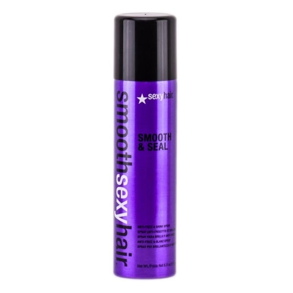 Smooth Sexy Hair 6.8-ounce Smooth and Seal Anti-Frizz and Shine Spray