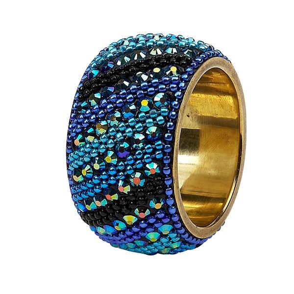 IMPULSE! Spectrum Napkin Ring (set of 4)