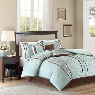 Madison Park Sandra 7-Piece Comforter Set