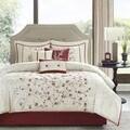 Madison Park Carmine 7-Piece Comforter Set