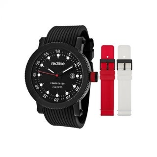 Red Line Men's RL-18000-01-BBSSET Compressor Black Watch