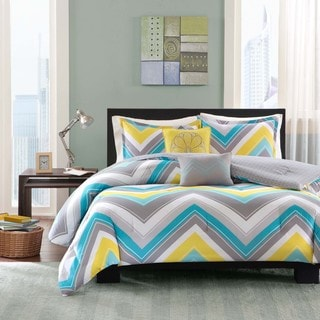 Intelligent Design Ariel Comforter Set