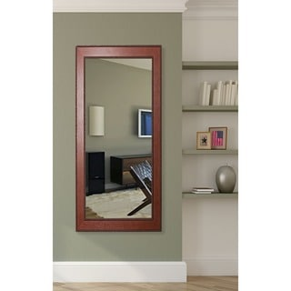 American Made Rayne Western Rope Floor Mirror
