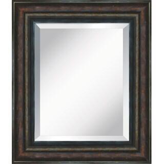 Yosemite Home Decor Mirror with Espresso Finished Frame