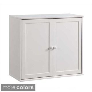 Modular Children's Two-door Wood Storage Cabinet