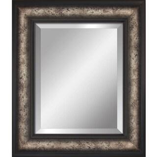 Yosemite Bronze Finish Framed Mirror
