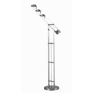 Lite Source Discus 3-light Floor Lamp
