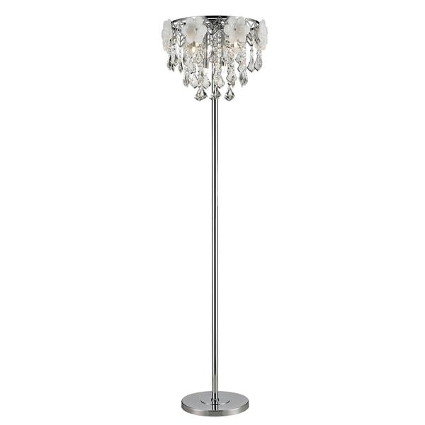 Lite Source Daisy 6-light Floor Lamp