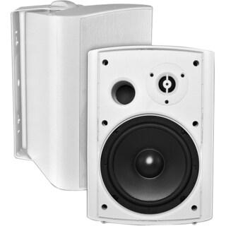 OSD Audio AP650 150 W RMS Outdoor Speaker - White