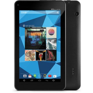 "Ematic EGD172BL 8 GB Tablet - 7"" - Wireless LAN - 1.10 GHz - Black"