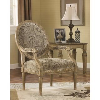 Signature Design by Ashley Cambridge South Coast Showood Accent Chair
