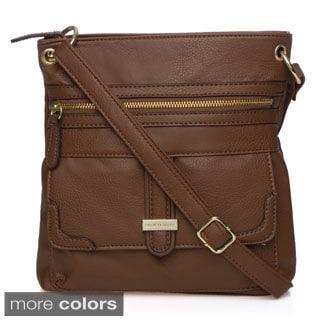 Franco Sarto 'Kara' Cross-body Handbag with Adjustable Strap