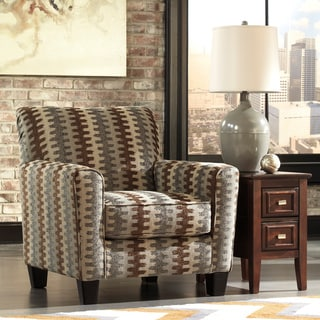 Signature Design by Ashley Tivona Patterned Accent Chair
