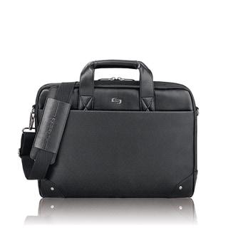Solo Executive Vintage 15.6-inch Slim Laptop Briefcase