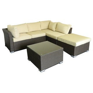 The Hom Jicaro 5-piece Patio Set