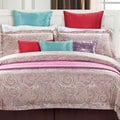 Wallace 3-Piece Cotton Duvet Cover Set
