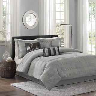 Madison Park Lawrence 7-Piece Comforter Set