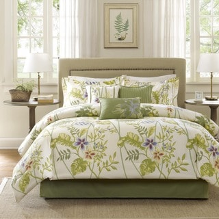 Madison Park Hana 7-Piece Cotton Comforter Set