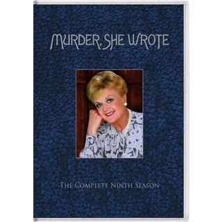 Murder, She Wrote: Season Nine (DVD)