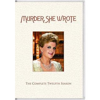 Murder, She Wrote: Season Twelve (DVD)
