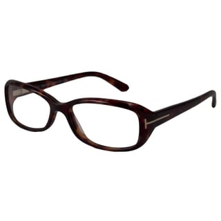 Tom Ford Women's TF5213 Rectangular Optical Frames