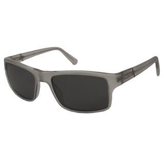 Nautica Men's/ Unisex N6158S Polarized/ Rectangular Sunglasses