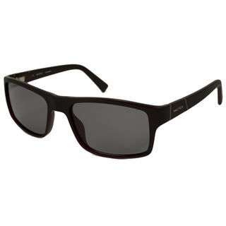 Nautica Men's/ Unisex N6158S Polarized/ Rectangular Sunglasses