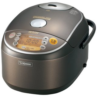 Zojirushi Induction Heating System 10-Cup Rice Cooker and Warmer