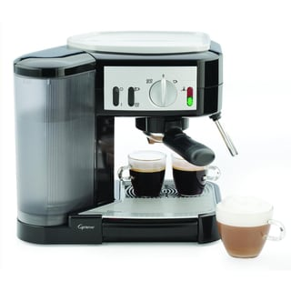 Capresso 1050-Watt Pump Espresso and Cappuccino Machine (Refurbished)