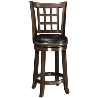 Ravenna Square Swivel Counter Stool