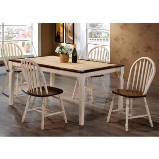 Country Deluxe Arrow-back 5-piece Dining Set