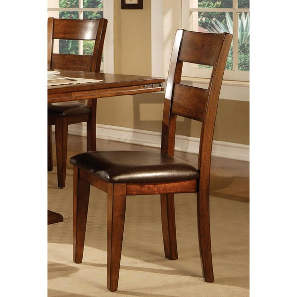 solid oak dining room chairs search