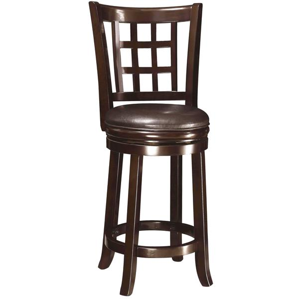 Catania Square Swivel Counter Stool