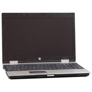HP 8540P Intel Core i7- 2.67GHz 4096MB 128GB SSD 15.5 in. Wi-Fi DVDRW Windows 7 Professional (64-bit) LT Computer (Refurbished)