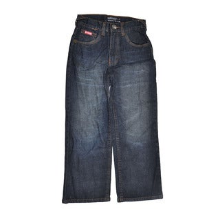Ecko Unltd Boy's Denim Indigo Rinse Jeans