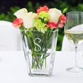 Personalized Wedding Vase