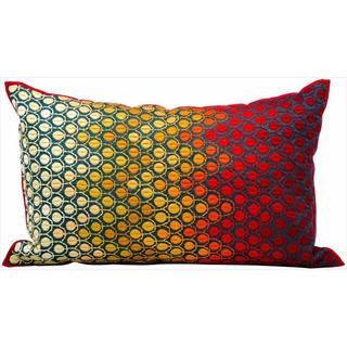 Kathy Ireland by Nourison Multicolor Decorative Throw Pillow