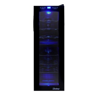 Vinotemp 21-bottle Dual-Zone Touch Screen Wine Cooler