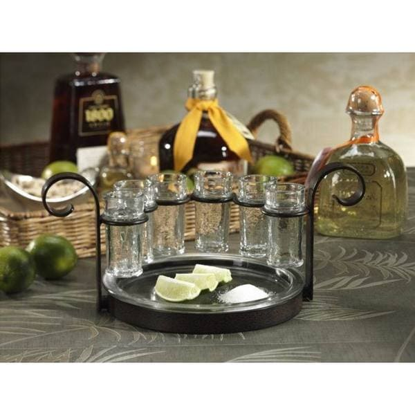 Fiesta Tequila Shot Glasses (Set of 6)