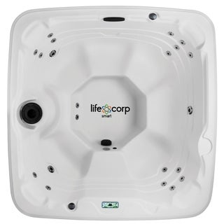 Lifesmart 450 DLX 7-person 23-jet Spa