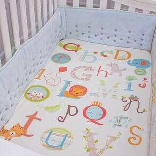 Nurture Imagination Baby My ABC'S Decorator Sheet
